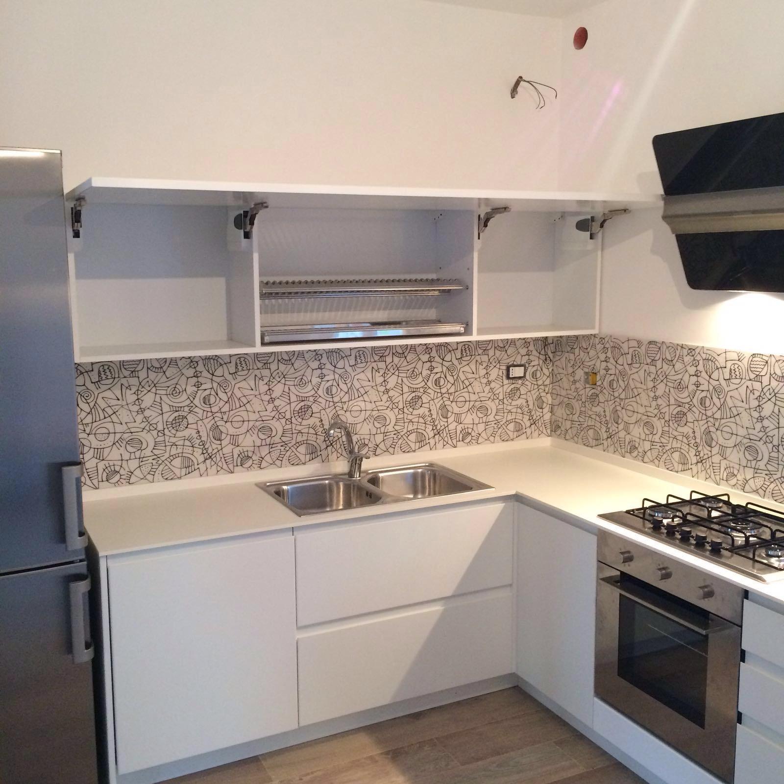 Cucina Artigianale Moderna.Cucina Basile